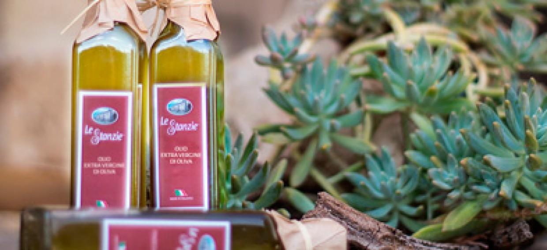 Olio di oliva Le Stanzie