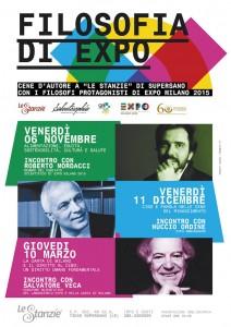 FILOSOFIA DI EXPO